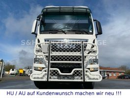 cab over engine MAN TGX 28.560 XXL D38 EURO 6 6x2 260.000 KM 2015