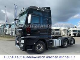 heavy duty tractorhead MAN TGX  26 28 560 XXL D38 EURO 6 6x2 ZZG: 65.000 KG 2015