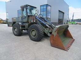 wheel loader Werklust WG35B 1994