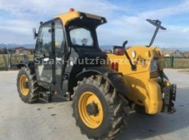 wheel loader Caterpillar TH407C 2016