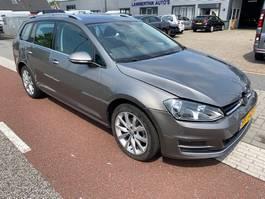 estate car Volkswagen Golf 2.0 TDI 110kw Bns Edition Con. Navi Klima Camera 2015