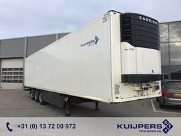 refrigerated semi trailer Schmitz Cargobull Frigo / 3 Axle / Carrier Maxima / NL trailer 2011