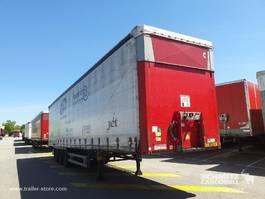 sliding curtain semi trailer Schmitz Cargobull Schuifzeil Mega 2013