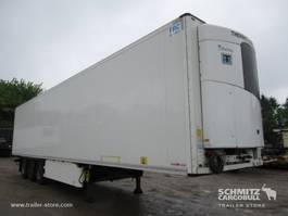 refrigerated semi trailer Schmitz Cargobull Diepvriesopbouw Multitemp Dubbeldeks 2016