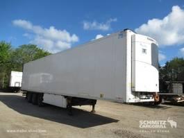 refrigerated semi trailer Schmitz Cargobull Diepvriesopbouw Standaard Dubbeldeks 2015