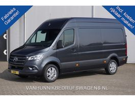 closed lcv Mercedes Benz Sprinter 319CDI L2H2 AUT €605,- / Maand Comand, Camera LED LMV 3.5T Trek... 2020