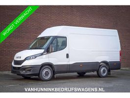 closed lcv Iveco Daily 35S16 L2H2 352L €379 / maand Airco, Cruise, LED, DAB+, 3,5T Trekge... 2020