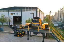 crusher Fabo VSI-900 VERTICAL SHAFT IMPACT CRUSHER   SAND MACHINE 300 TPH Statio... 2020