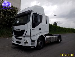 cab over engine Iveco Stralis 440 S46 Euro 6 INTARDER 2016