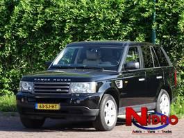 suv car Land Rover RANGE ROVER SPORT SE LEER NAVIGATIE TREKHAAK 2006