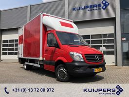 closed box lcv < 7.5 t Mercedes Benz Sprinter 313 2.2 CDI / Box / Loadlift / Apk Tüv 2014