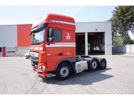 cab over engine DAF XF106-460 / SUPER SPACECAB / AUTOMATIC / 6X2 / EURO-6 / 2017 2017