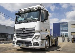 cab over engine Mercedes Benz ACTROS 1842 LS + VOITH + HYDRAULIQUE 2012