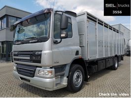 livestock truck DAF CF 75.360 / 1 Stock / German 2009