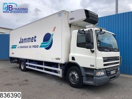 refrigerated truck DAF 75 CF 250 Chereau, Manual, Pallet and hanging meat transport / Meat hook... 2008