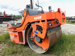 road compactor Hamm DV 90 VO for parts 2014