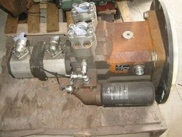 hydraulic system equipment part Linde HPV210