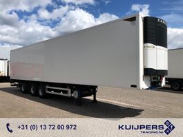 refrigerated semi trailer Pacton Frigotrailer / 3 Axle / Carrier Vector 1800 / Steer Axle / Loadlift 2500 KG 2006
