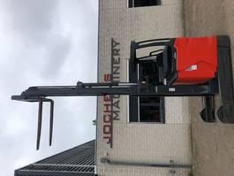side loader forklift Linde R20-01 2016