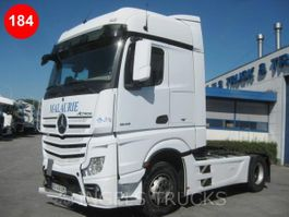 cab over engine Mercedes Benz ACTROS 1848LS STREAM SPACE 2.5 2016