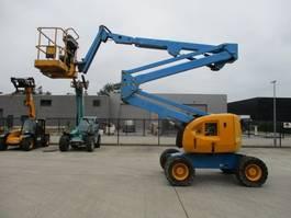 articulated boom lift wheeled JLG 450 AJ (343) 2007