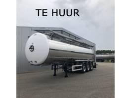 Tankauflieger Auflieger Magyar SRMAGS Te Huur 36.000 Ltr 2019