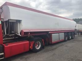 tank semi trailer semi trailer EKW 40.000