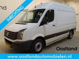 closed lcv Volkswagen Crafter 35 2.0 TDI L2H2 140 PK Servicebus / Aluca Inrichting / Airco / 2... 2013