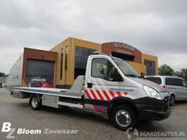 closed lcv Iveco Daily 40/17 3.0 Airco Schuifplateau 2014