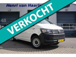 closed lcv Volkswagen Transporter 2.0 TDI L2H1 Comfortline | Koelwagen | Navigatie | Dealer on... 2015