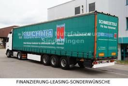 sliding curtain semi trailer Krone SDP 27 Standard Bordwände 12642XL Lift TÜV 05/21 2008