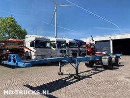 chassis semi trailer Trailor container chassis 2 axles full steel 1970