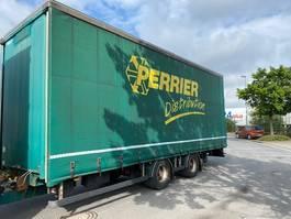 tilt trailer Lecitrailer RC2EDPSPAC BPW Achse Plane