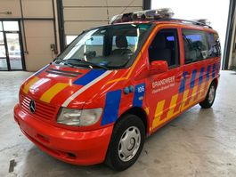 minivan – bus osobowy Mercedes Benz vito v220 cdi airco automaat 8 persoons 2002