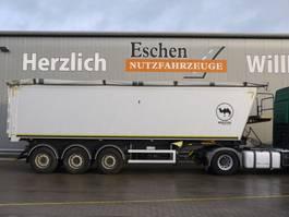 tipper semi trailer Wielton NW 3, 45m³ 2013