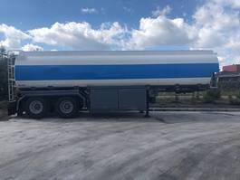 tank semi trailer semi trailer EKW 32.000 1999