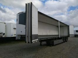 refrigerated semi trailer Närko Faltwand Närko - TK SLX Spectrum 2012