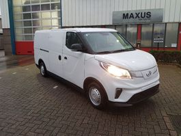 closed lcv Maxus e-Deliver3 / 100% ELEKTRISCHE Bestelwagen / EBS by BOONSTOPPEL 2020