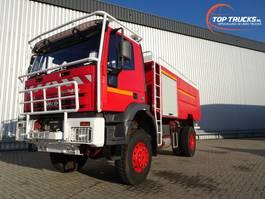fire truck Iveco Eurotrakker 190E30 4X4 8.000 Ltr. Rosenbauer, feuerwehr - fire brigade -... 1999