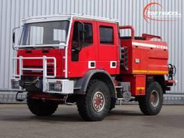 fire truck Iveco Eurocargo 135E23 4x4 - SIDES CCFM 110 - feuerwehr - fire brigade - brand... 1999