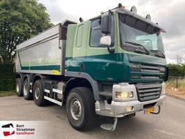 tipper truck > 7.5 t Ginaf X 4446 TS 510 8x8 kipper euro 5 2008