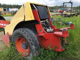 soil compactor Dynapac CA 152 D for parts 2011