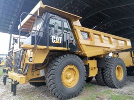wheel dump truck Caterpillar 773E DUMPER - OFF ROAD TRUCK 60 TON PAYLOAD 2020