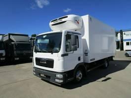 refrigerated closed box lcv MAN TGL 8.180 BL Tiefkühler LBW 1 T*TK T-800*EURO 6 2014