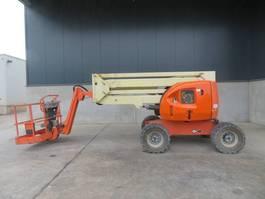 articulated boom lift wheeled JLG 450 AJ 2005