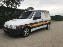 van chłodniczy Citroen BERLINGO 1.9D 600 koelwagen 1999