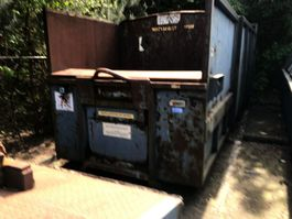 press container Perscont. 20m3