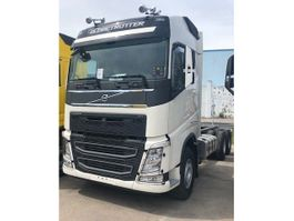 chassis cab truck Volvo FH13, 6x2, Hub-reduction, Manual, Full steel 2017