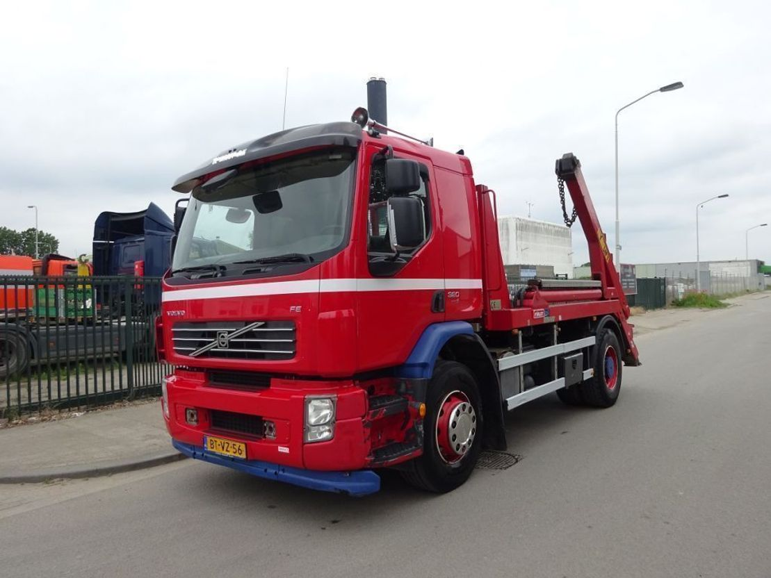 container truck Volvo FE 320 EURO 5 !! PORTAAL SYSTEEM !! 2008