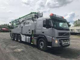 concrete pump truck Volvo FM420 - Putzmeister 42m - BSF42-5.16 HLS - Euro5- EBC 2010